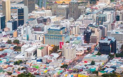 The Gin Capital of the World: Cape Town