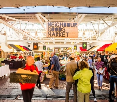 Best Markets in Cape Town